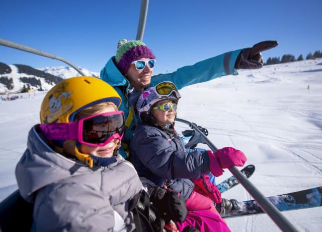 Forfaits de ski  + hébergement